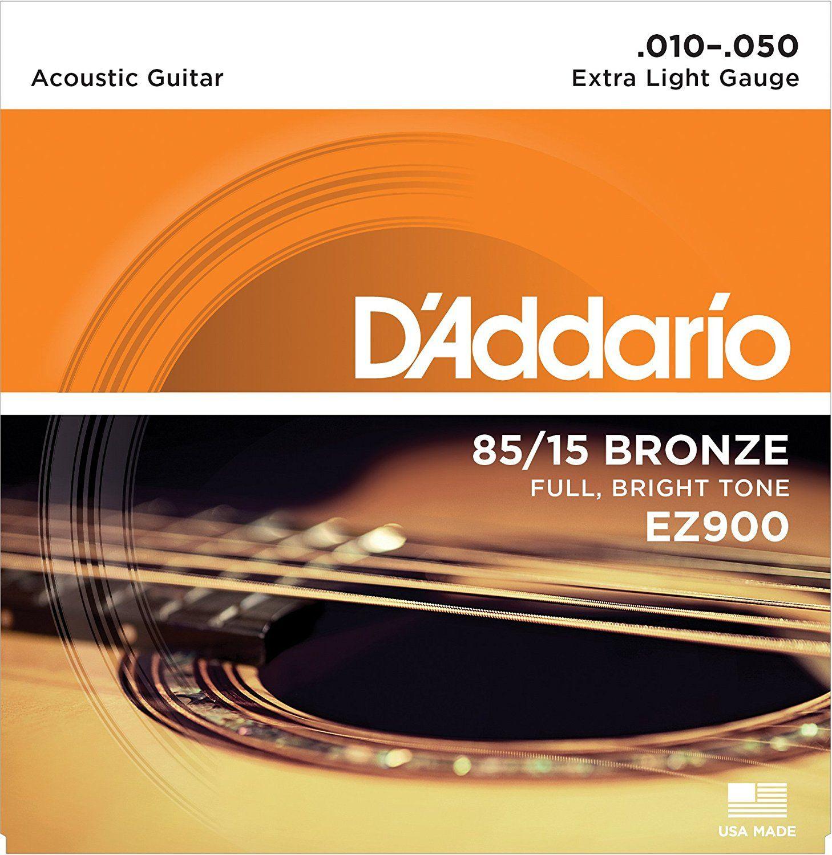 ENCORDOAMENTO DADDARIO VIOLAO EZ900-B+PL010
