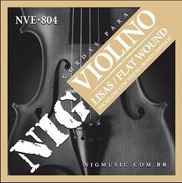 ENCORDOAMENTO NIG VIOLINO NVE804