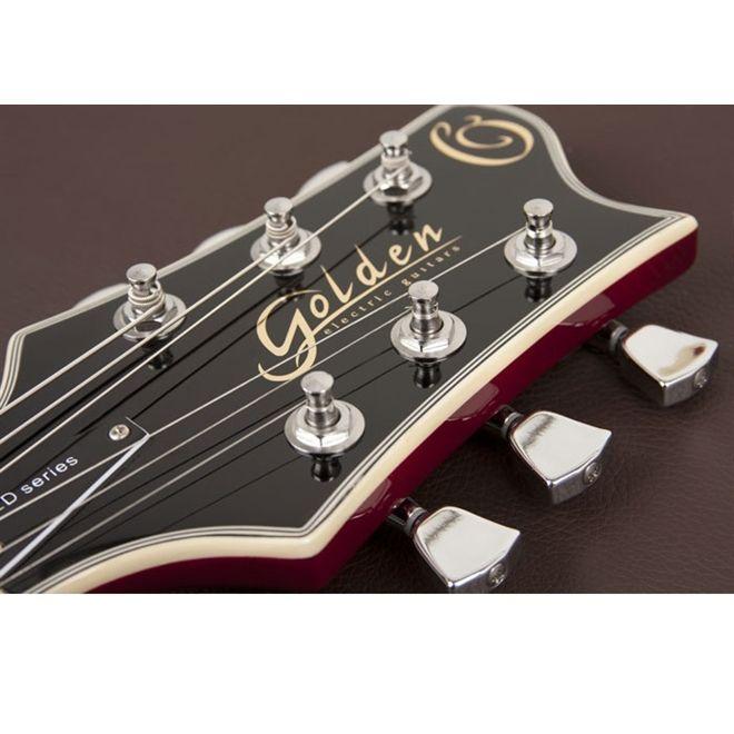 GUITARRA GOLDEN LES PAUL GLD155C YB