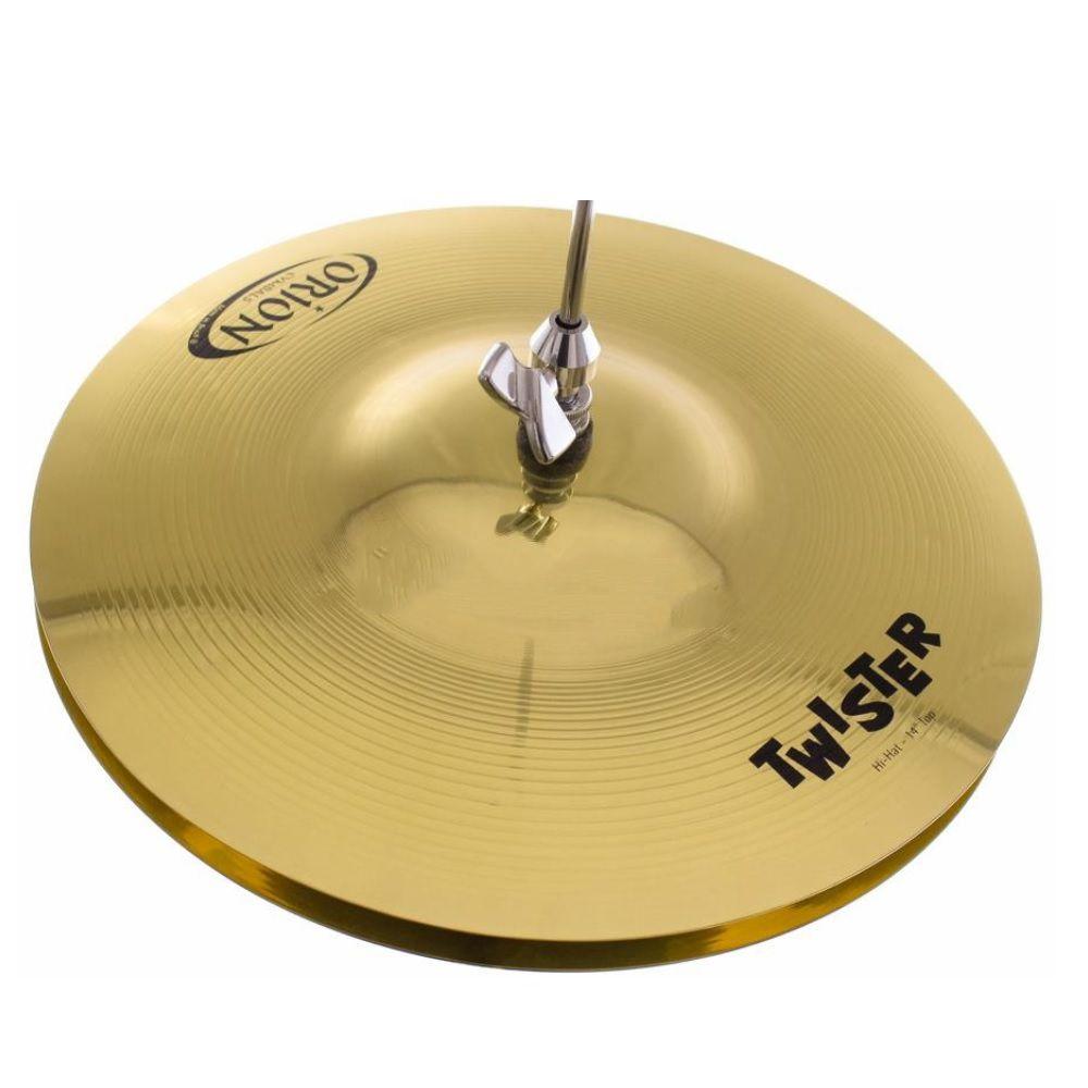 Prato Orion Twister Hi Hat 14 Twr14Hh