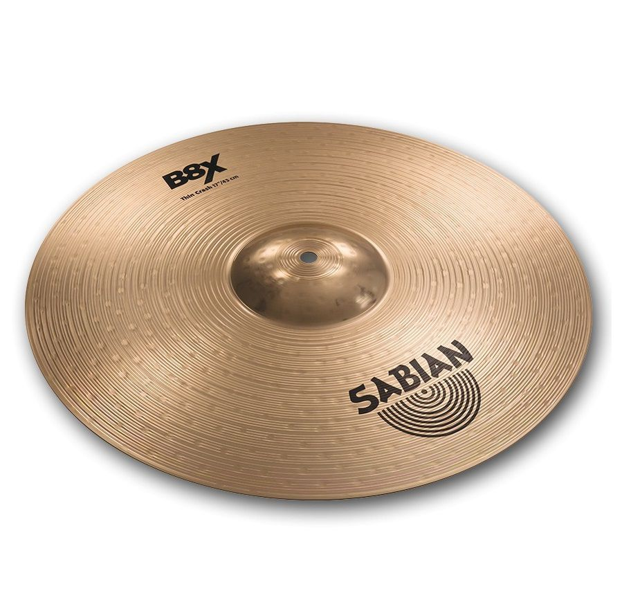 PRATO SABIAN ATAQUE THIN CRASH 17 B8X B8 1706X