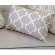 Capa almofada Confort  Velutt Geométrico  30 x 50 cm