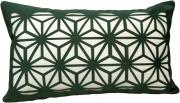 Capa Almofada Provence Spin Verde 30x50cm
