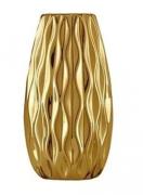 Vaso Dourado em ceramica 5632 Mart