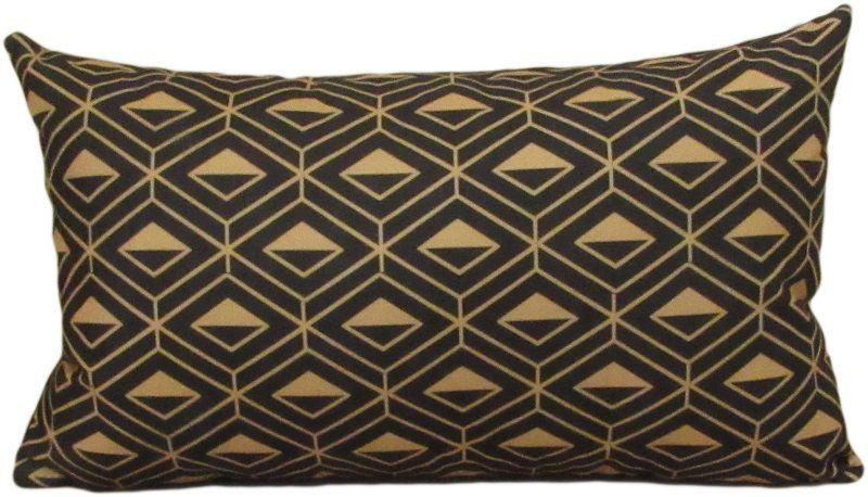 Capa Almofada Veludo estampado Lille 01 -  30x50cm
