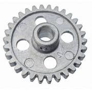 Engrenagem para Frangueira em Alumínio 76mm 30 Dentes