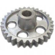 Engrenagem para Frangueira em Alumínio 82mm 30 Dentes