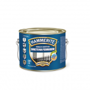Esmalte Sintético Direto Na Ferrugem 2,4L Hammerite Cinza Claro