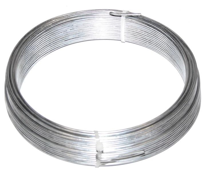 Arame Galvanizado n.22 ou 0,71mm 1kg