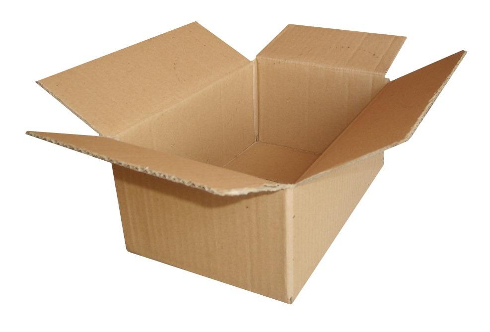Caixa de Papelão Embalagem Correios n.2 20x15x10 25 Peças