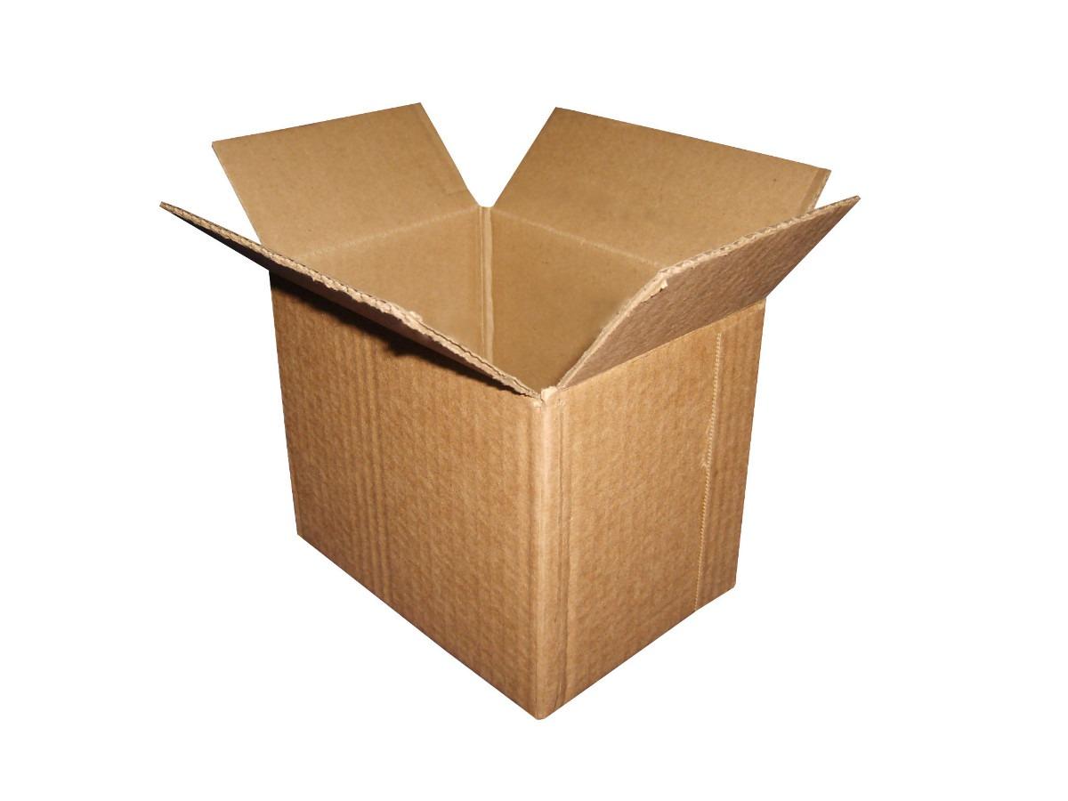 Caixa de Papelão Embalagem n.1 10x10x10 25 Peças