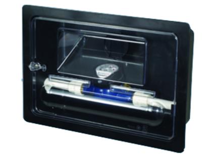 Caixa Protetora De Hidrometro Ref. 514 Padrão Cia De Agua