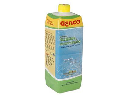Clarificante Algicida Manutenção Genco 1 Litro