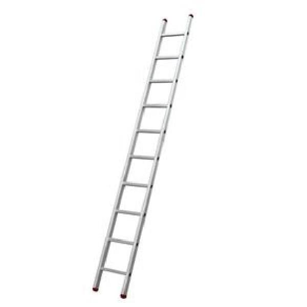 Escada de Aluminio 1 Bandeira Reta 10 Degraus