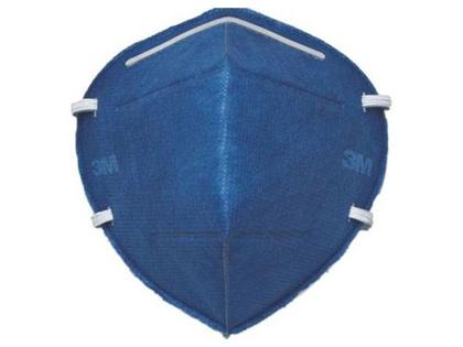 Mascara Filtradora Dobrável Azul 3M