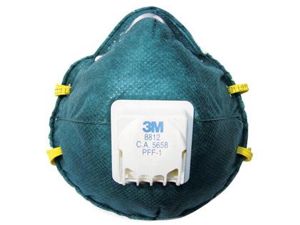 Máscara Respiratória C/Válvula 3M