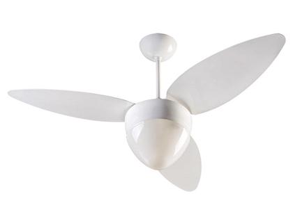 Ventilador de Teto Ventisol Aires Branco 3 Velocidades