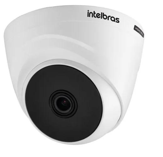 Camera Dome Infra Multi Hd 2.6mm 20m Vhd 1120d G5 Intelbras