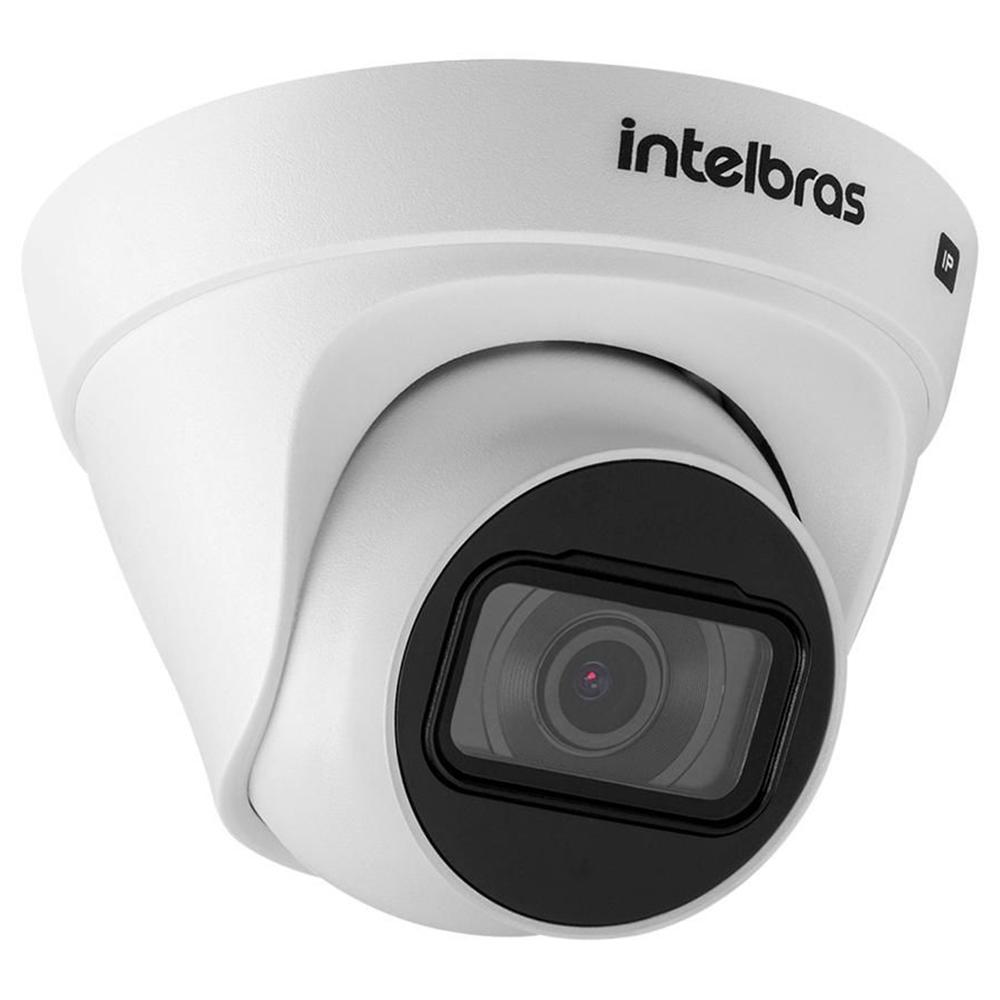 Câmera Dome IP VIP 3220 D Intelbras, Lente 2.8mm, 1080p, IR 20m, Full HD