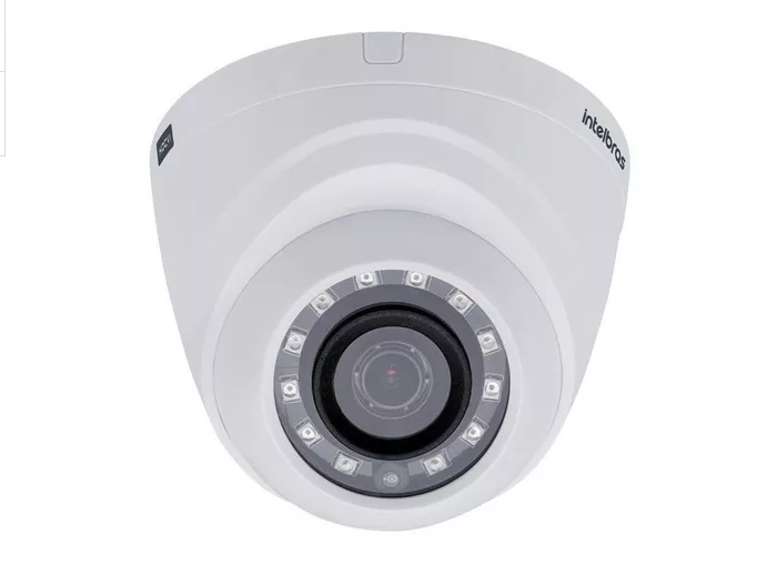 Câmera Intelbras Dome Vhd 1220d G4 2,8mm 20m 1080p Full