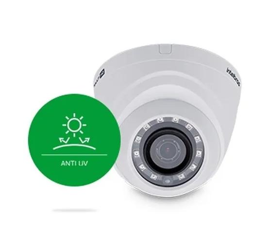 Câmera Intelbras Dome Vhd 1220d G5 Ir 2,8mm 20m 1080p Top