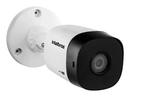 Câmera Intelbras Infra 30m Multi Hd 720p Vhd 3130 B 3,6mm G5