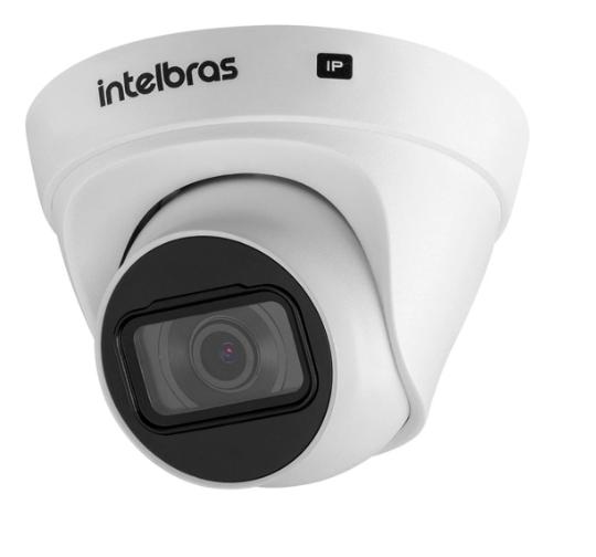 Câmera Intelbras IP HD 720p VIP 1020 D G2 com Lente 2,8mm