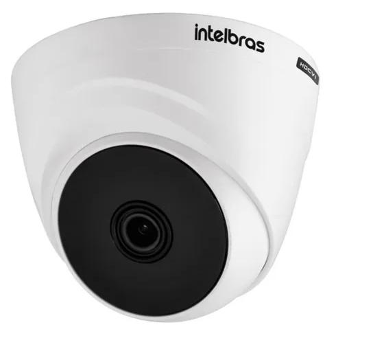 Câmera Intelbras Vhd 1010 d G5 Dome 720p 3.6mm Osd 10m Ir
