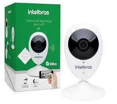 Câmera Ip Intelbras Ic3 Mibo Wifi