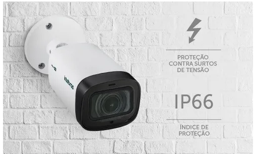 Câmera Multi Full Hd 1080p Motorizada Vhd 3240z G5 Intelbras