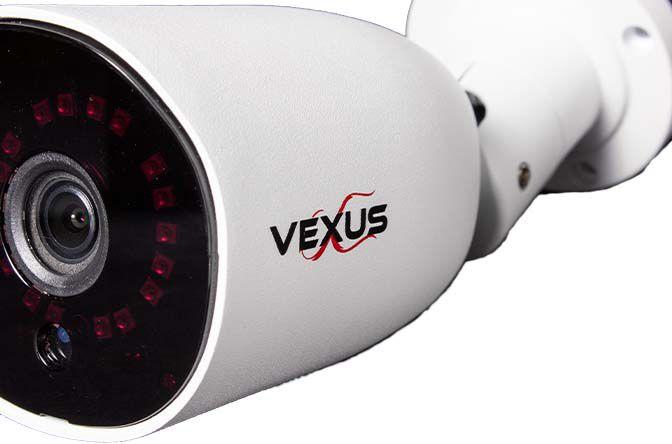 Câmera Vexus Turbo HD Bullet AHD VX-6700