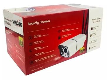 CÂMERA VEXUS VX-2600 EXTERNA 50M 2.0MP 1080P