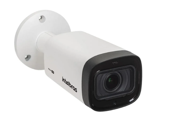 Camera Vhd 3140 Vf G5 720p 2.7mm A 12mm 40m 4x1 Intelbras