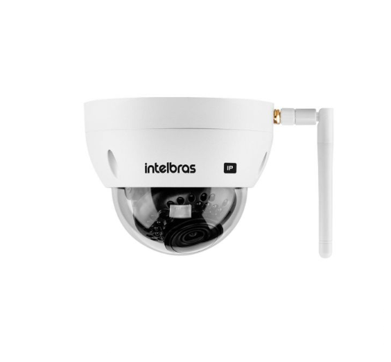 Câmera Wifi Ip Intelbras Vip 3230 D W Full Hd Microsd