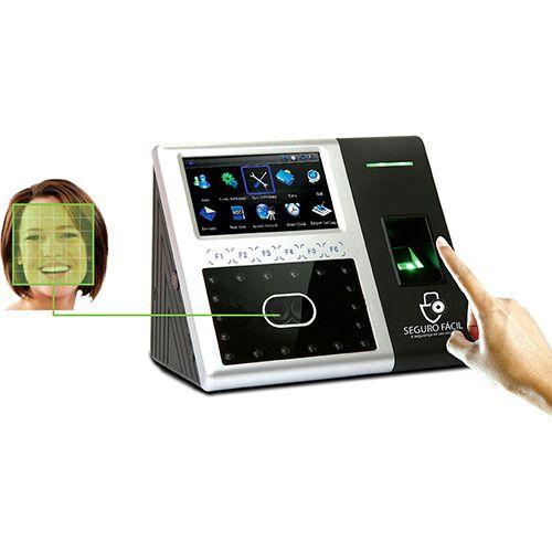 Controle de Acesso Face Reader - Seguro Fácil