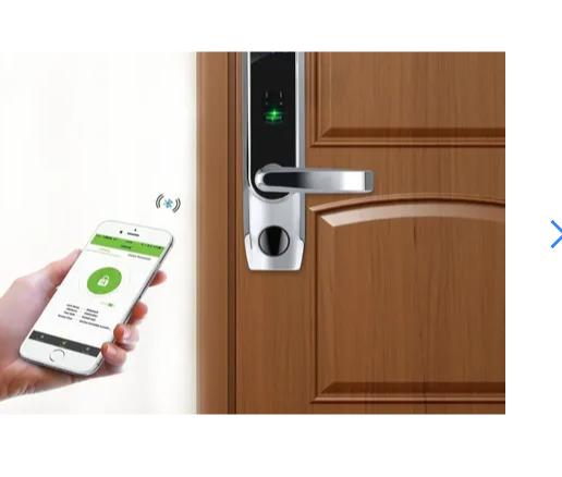 Fechadura Digital Biometrica Bluetooth Intelbras Fr 500 E