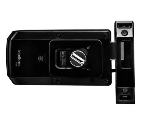 Fechadura Digital Fr101 Display Luminoso Touch - Intelbras