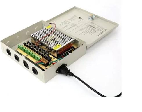 Fonte Estabilizada Rack Vexus 12V 10A VX-710