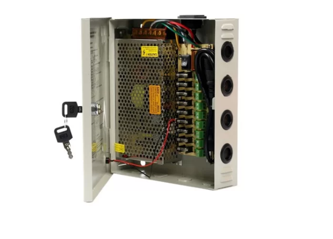 Fonte Estabilizada Rack Vexus 12V 20A VX-720