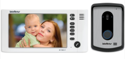 IV 7010 HF Kit Video porteiro viva voz
