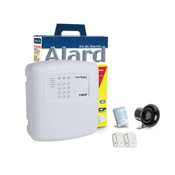 Kit de alarme ECP Max 4