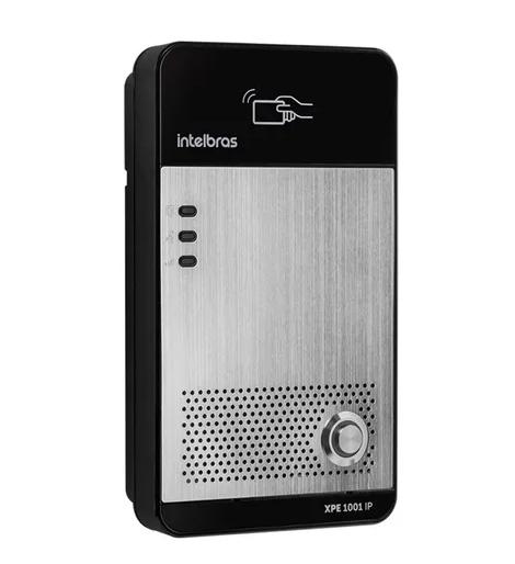 Porteiro Eletronico Intelbras Ip Xpe 1001 Ip Externo