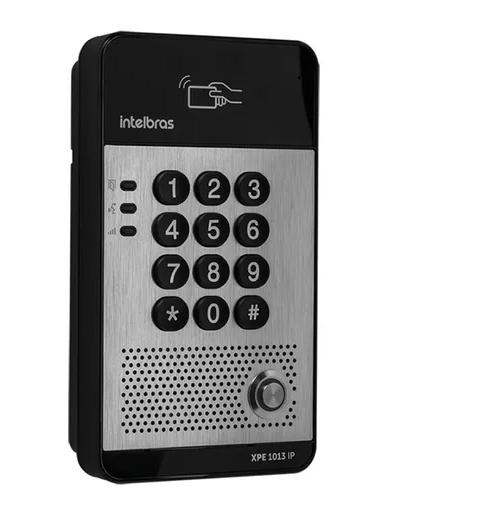 Porteiro Eletrônico Intelbras Ip Xpe 1013 Ip Externo