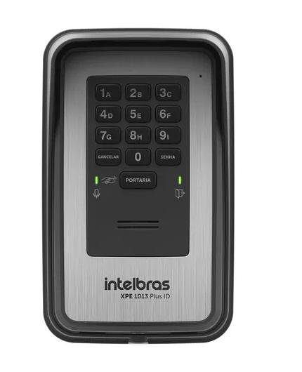 Porteiro Eletrônico Terminal Dedicado - Xpe 1013 Plus Id