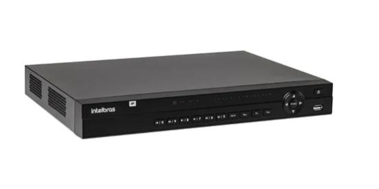 Gravador Cftv Intelbras Nvd 1232 H.265 4k 32 Canais Ip 30fps