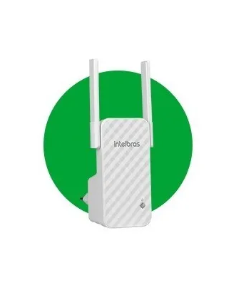 Repetidor Wireless Iwe 3001 Mbps 2 Antenas - Intelbras
