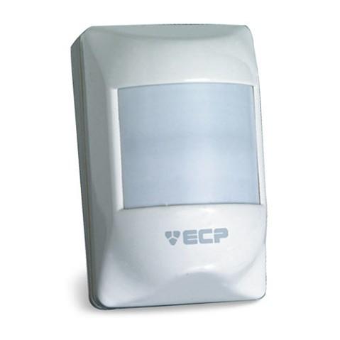 Sensor Infravermelho passivo sem fio ECP Visory RF SAW