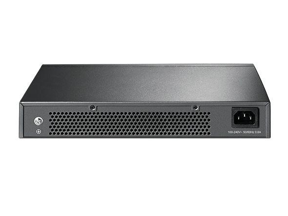 Switch Gigabit de mesa ou montável em rack de 24 portas TL-SG1024D