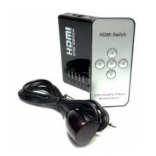 Switch HDMI Splinter Full HD + Controle KP-3460