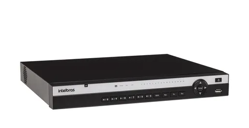 vr Gravador Dig Ip 16 Canais Intelbras Full Hd Nvd 3116 4k